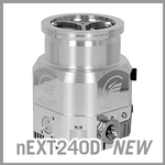 Edwards nEXT240D Turbo Vacuum Pump - NEW