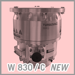 Leybold TURBOVAC MAG W 830 / C Turbo Vacuum Pump - NEW