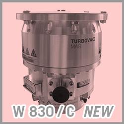 Leybold TURBOVAC MAG W 830 / C Turbo Vacuum Pump - NEW