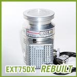 Edwards EXT75DX Compound Turbo Vacuum Pump - REBUILT