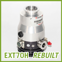 Edwards EXT70H Turbo Vacuum Pump - REBUILT