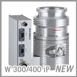 Leybold TURBOVAC MAG W 300 / 400 iP Turbo Vacuum Pump - NEW