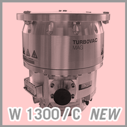 Leybold TURBOVAC MAG W 1300 / C Turbo Vacuum Pump - NEW