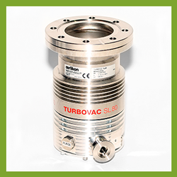 Leybold Vacuum TURBOVAC SL 80 Turbo Pump - REBUILT