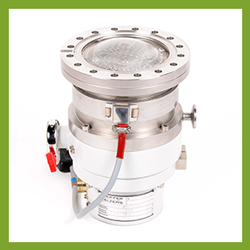 Pfeiffer Balzers TPU 170 Turbo Vacuum Pump - REBUILT