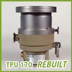 Pfeiffer Balzers TPU 170 Turbomolecular Vacuum Pump - REBUILT