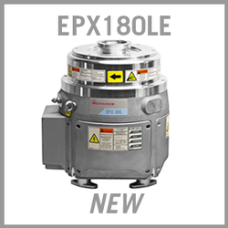 Edwards EPX180LE, 208V Dry Vacuum Pump - NEW