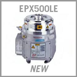 Edwards EPX500LE, 208V Dry Vacuum Pump - NEW