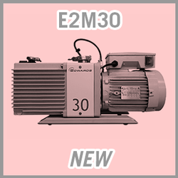 Edwards E2M30 Two Stage Vacuum Pump - NEW