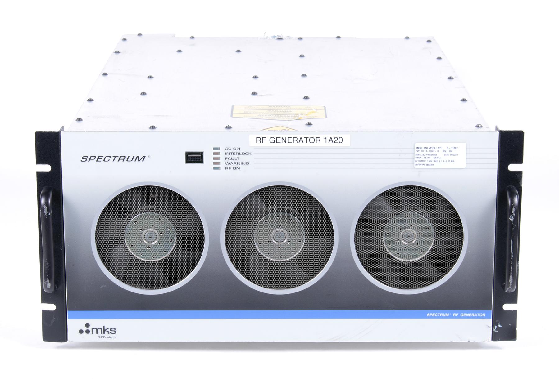 MKS ENI Spectrum B RF Mid Power Supply