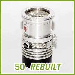 Leybold Vacuum TURBOVAC 50 Turbo Pump - REBUILT