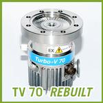 Agilent Varian TV 70 Turbo Vacuum Pump - REBUILT