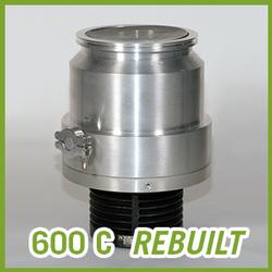 Leybold Vacuum TURBOVAC 600 C Turbo Pump - REBUILT