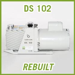 Agilent Varian DS 102 Vacuum Pump - REBUILT