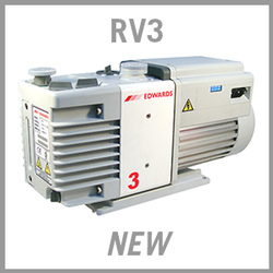 Edwards RV3 Two Stage Vacuum Pump - NEW
