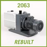 Pfeiffer Adixen Alcatel 2063 Pascal Vacuum Pump - REBUILT