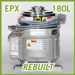 Edwards EPX180L TWIN 400V 3/8 QC + EX Purg Dry Vacuum Pump - REBUILT