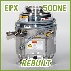 Edwards EPX500NE MCM 3/8 Dry Vacuum Pump - REBUILT