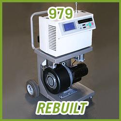 Agilent Varian 979 Helium Leak Detector - REBUILT