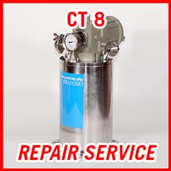 CTI Cryo-Torr 8 - REPAIR SERVICE
