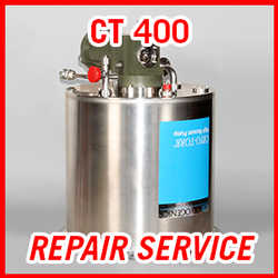 CTI Cryo-Torr 400 Cryopump - REPAIR SERVICE