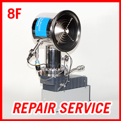 CTI On-Board 8F Cryopump - REPAIR SERVICE