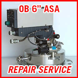 "CTI On-Board Appendage 6"" ASA Waterpump - REPAIR SERVICE"