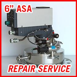 "CTI On-Board Appendage 6"" ASA Waterpump - REPAIR SERVICE"