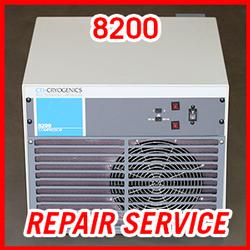 CTI 8200 Compressor - REPAIR SERVICE