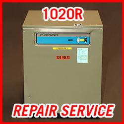 CTI 1020R Compressor - REPAIR SERVICE