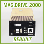 Leybold MAG.DRIVE 2000 Frequency Converter - REBUILT