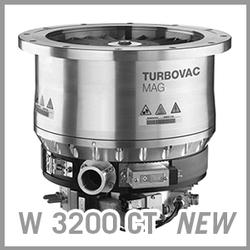 Leybold TURBOVAC MAG W 3200 CT Turbo Vacuum Pump - NEW
