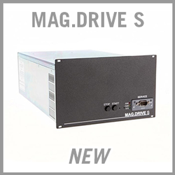 Leybold MAG.DRIVE S Frequency Converter - NEW