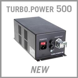 Leybold TURBO.POWER 500 Power Supply - NEW