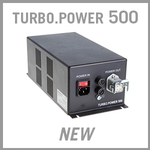 Leybold TURBO.POWER 500 Power Supply - NEW