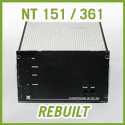 Leybold TURBOTRONIK NT 151 / 361 Frequency Converter - REBUILT
