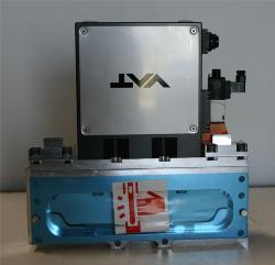VAT 02009-BA44 32x222 Wafer Vacuum Transfer Valve