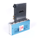 VAT 02010-AE24 46x236 Wafer Vacuum Transfer Valve