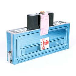 VAT 0340X-BA24 38x330 Wafer Vacuum Transfer Valve