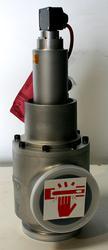 VAT 24140-QA41 ISO-100 Vacuum Angle Valve