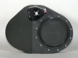 VAT 65048-JH52 ISO-250 Vacuum Pendulum Control Valve