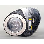 VAT 16548-PI21 ISO-250 Vacuum Pendulum Control Valve