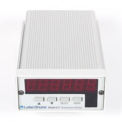 Lake Shore 211 Cryogenic Temperature Monitor