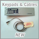 Brooks CTI-Cryogenics Keypads & Cables - NEW