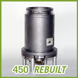 Leybold Vacuum TURBOVAC 450 Turbo Pump - REBUILT