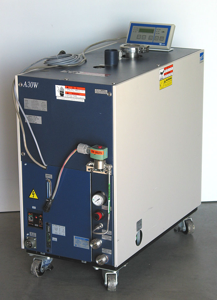 Ebara A30w Multi Stage Dry Vacuum Pump Rebuilt