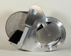 Nor-Cal V-TEX Penduroll ISO-320 Vacuum Pendulum Control Valve VG300