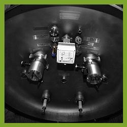 """Leybold COOLVAC RPK-60000 48"""" ANSI Vacuum Cryopump - REBUILT"""