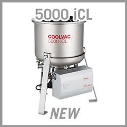 Leybold COOLVAC 5000 iCL Cryopump - NEW
