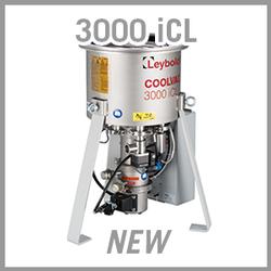 Leybold COOLVAC 3000 iCL Cryopump - NEW